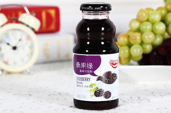 桑果饮料 纤维素酶 果胶酶